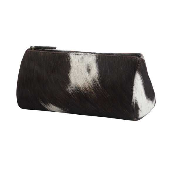 Sandy Black Hide Utilities Pouch