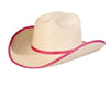 Sunbody Hat - Childrens Cattlemen Bound Palm Hat