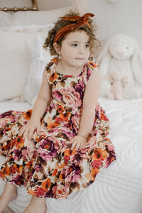 Happy Floral Dress