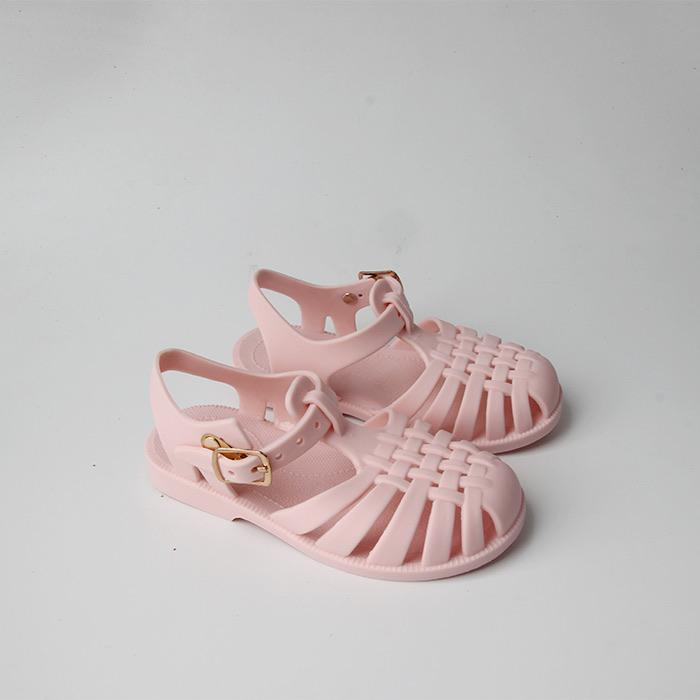 Baby Pink Jelly Welly Sandal