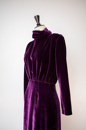 <transcy>NADIMA PURPLE DRESS</transcy>