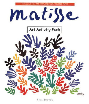 Art Activity Pack: Matisse - Chronicle Books