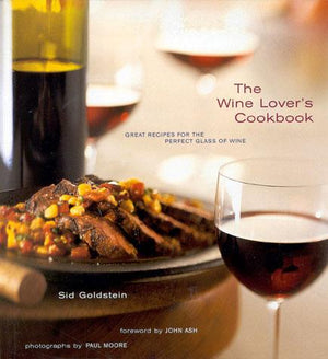 The Wine Lover's Cookbook - Chronicle Books