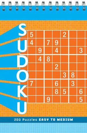 Sudoku vol. 1 Puzzle Pad: Easy