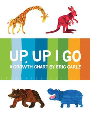 The World of Eric Carle™ Up, Up I Go A Growth Chart