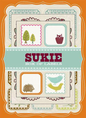Sukie Box of Labels