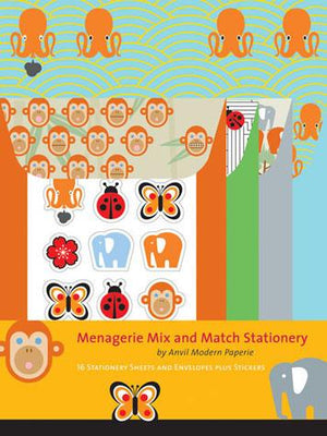 Menagerie Mix and Match