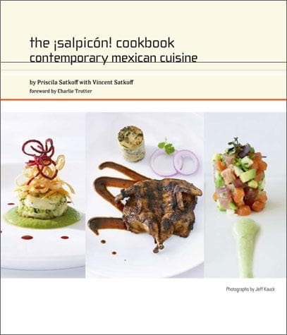 The Salpicón! Cookbook