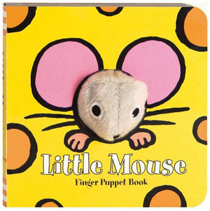 Little Mouse: Finger Puppet Book - Chronicle Books