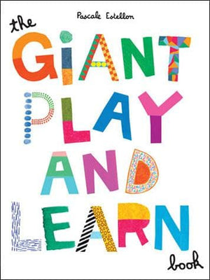 The Giant Play and Learn Book - Chronicle Books