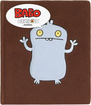 Uglydoll Babo Journal