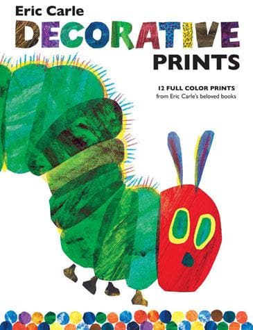 World of EC Eric Carle Decorative Prints
