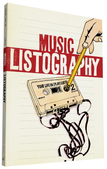 Music Listography Journal