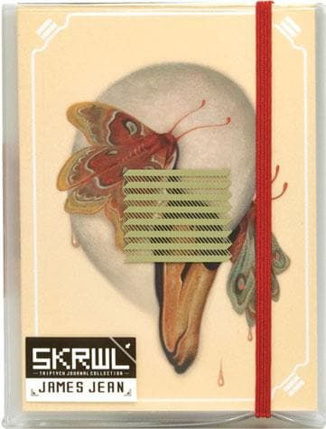SKRWL: Triptych Journal Collection