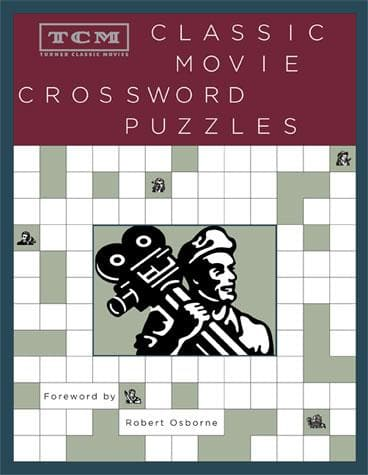 TCM Classic Movie Crossword Puzzles