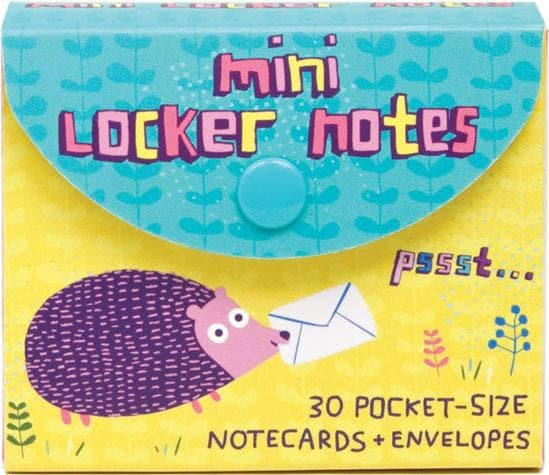 Mini Locker Notes