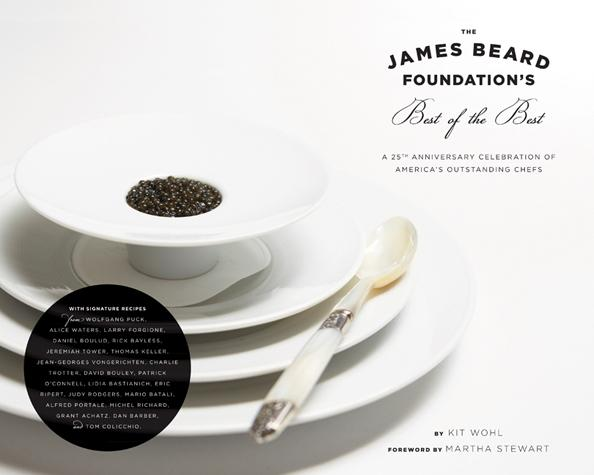 The James Beard Foundation's Best of the Best - Chronicle Books