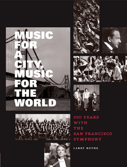 Music for a City, Music for the World