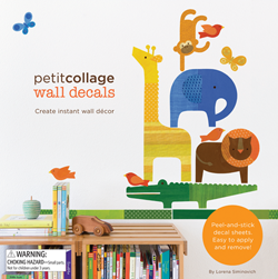 Petite Collage Wall Decals