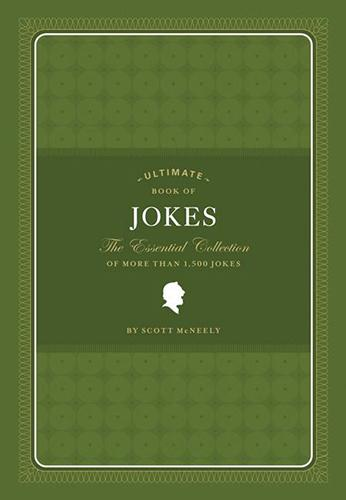 The Ultimate Book of Jokes - Chronicle Books