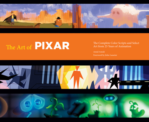 The Art of Pixar: Complete Color Scripts