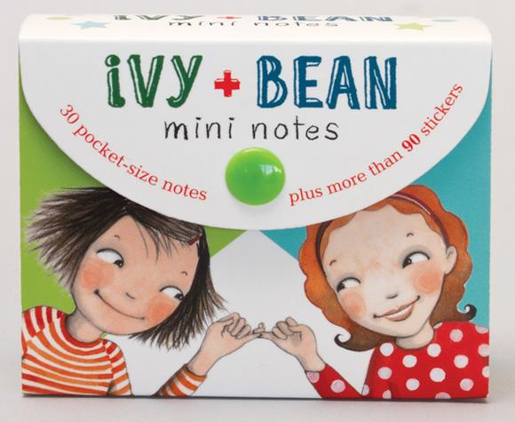 Ivy and Bean Mini Notes