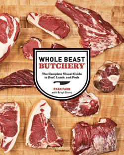 Whole Beast Butchery - Chronicle Books