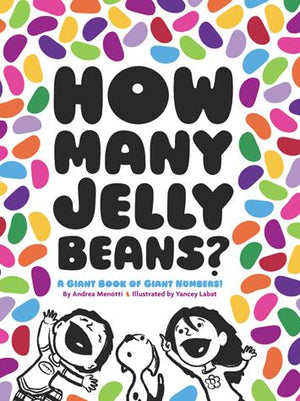 How Many Jelly Beans? - Chronicle Books