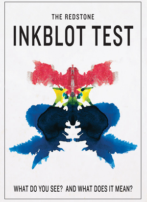 The Redstone Inkblot Test - Chronicle Books
