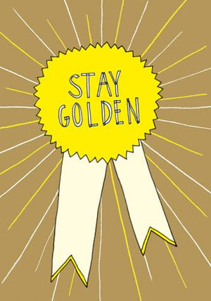 Stay Golden Journal