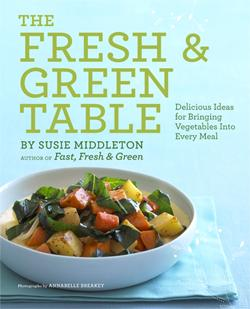 The Fresh & Green Table - Chronicle Books