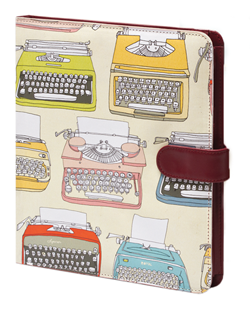 Typewriter iPad™ Case