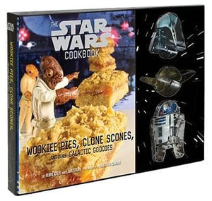 The Star Wars® Cookbook: Wookiee Pies, Clone Scones, and Other Galactic Goodies