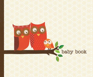 Petit Collage Baby Book - Chronicle Books