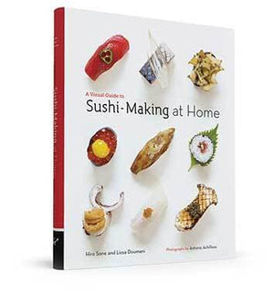 Visual Guide/Sushi-Making at Home