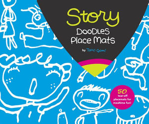 Story Doodles Place Mats - Chronicle Books