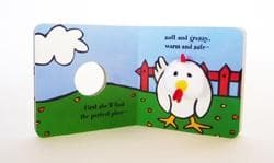 Little Chicken: Finger Puppet Book