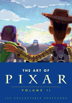 The Art of Pixar, Volume II