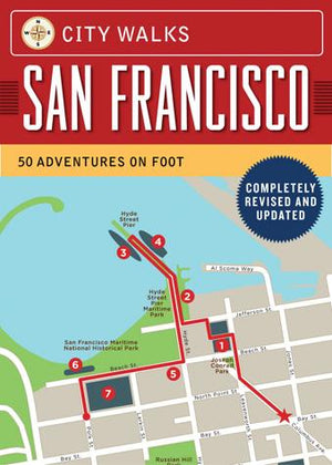 City Walks: San Francisco, Revised Edition