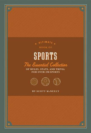 Ultimate Book of Sports