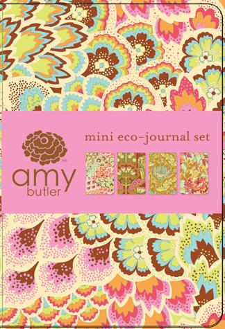 Soul Blossoms Mini Eco-Journal