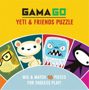 GAMAGO Yeti & Friends Puzzle
