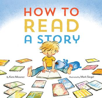 How to Read a Story hc