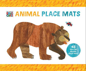 The World of Eric Carle™ Animal Place Mats