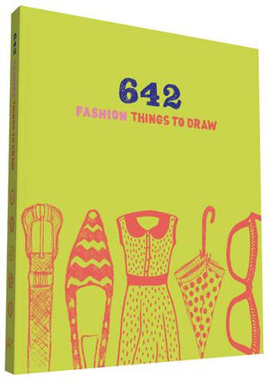 642 Fashion Things to Draw