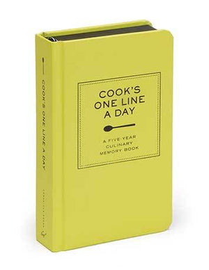 Cook's One Line a Day