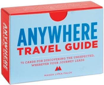Anywhere Travel Guide - Chronicle Books