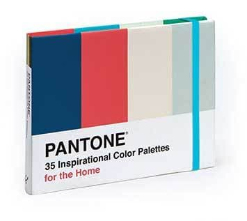 PANTONE: 35 Inspirational Color Palettes for the Home - Chronicle Books