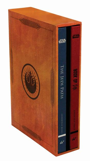 Star Wars®: The Jedi Path and Book of Sith Deluxe Box Set
