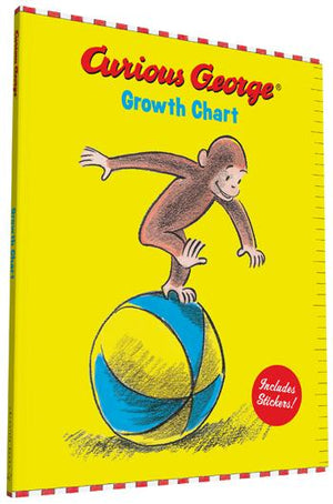 Curious George® Growth Chart